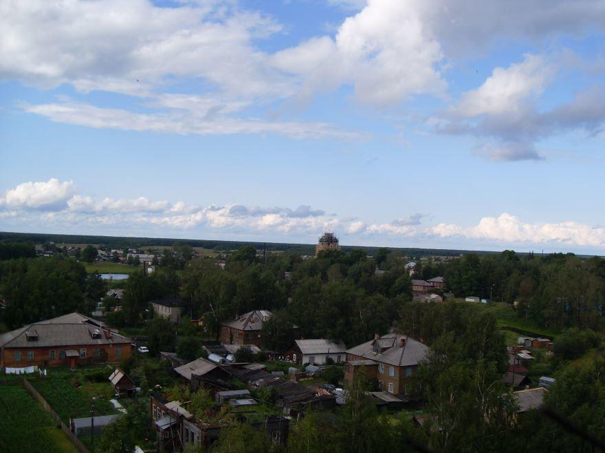 Скачать онлайн бесплатно лучшее фото города Сольвычегодск в хорошем качестве