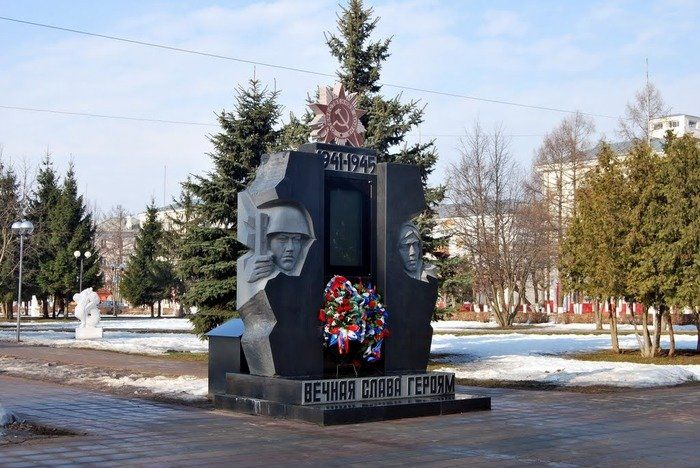 Скачать онлайн бесплатно лучшее фото достопримечательности города Солнечногорска в хорошем качестве