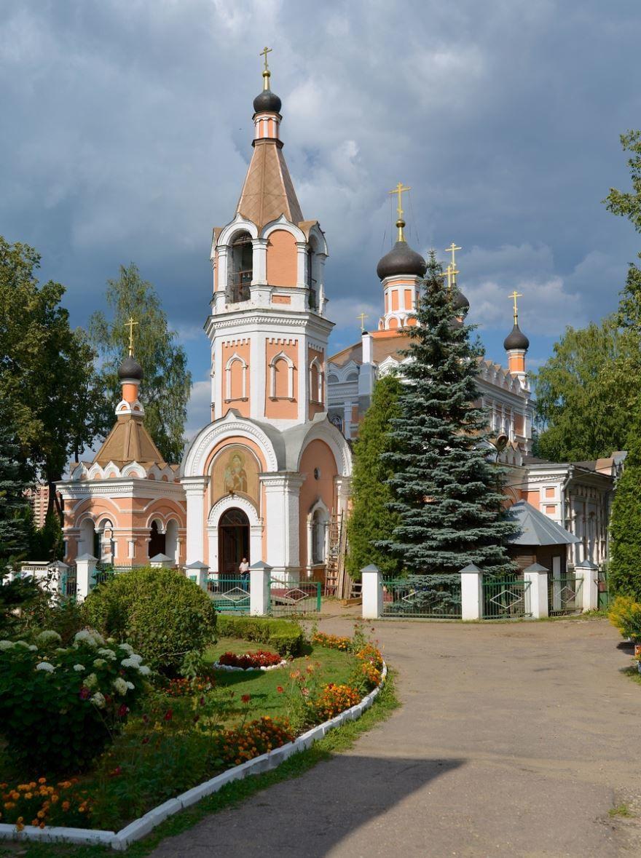 Никольский храм город Солнечногорск