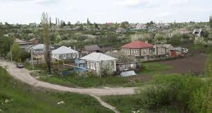 Смотреть красивый вид на город Семилуки в хорошем качестве