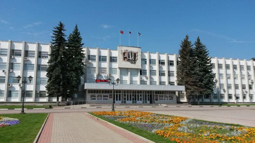 Здание администрации города Сергиев Посад