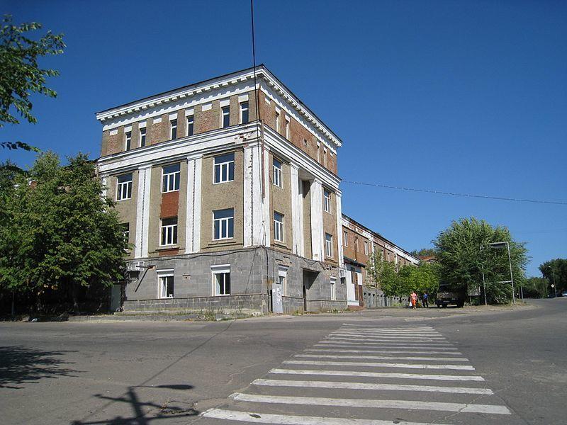 Часовой завод город Сердобск