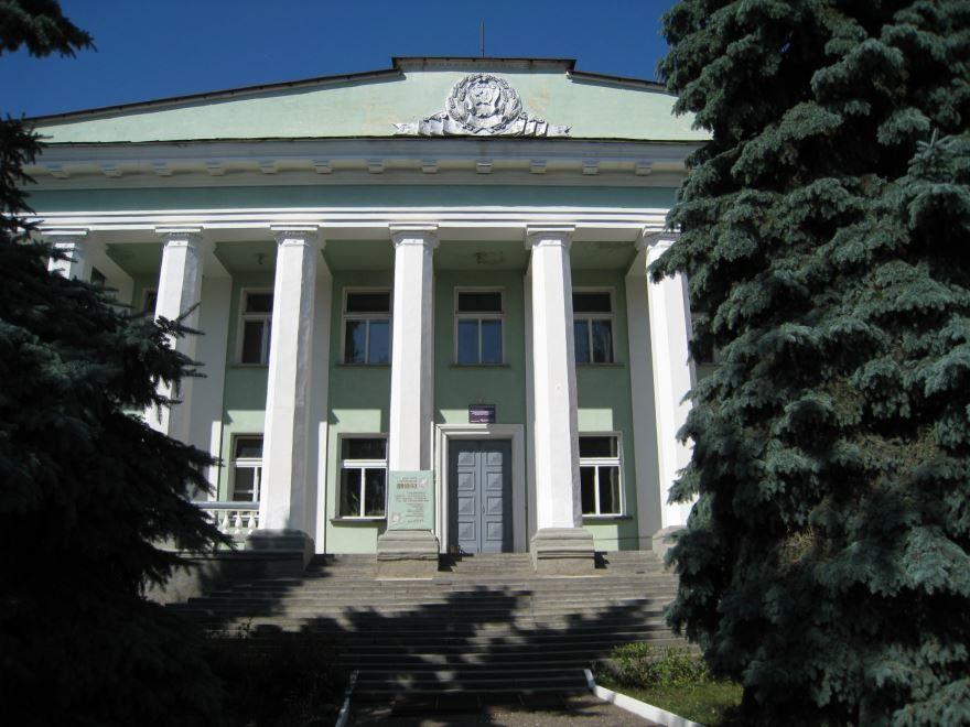 Детская музыкальная школа город Сердобск