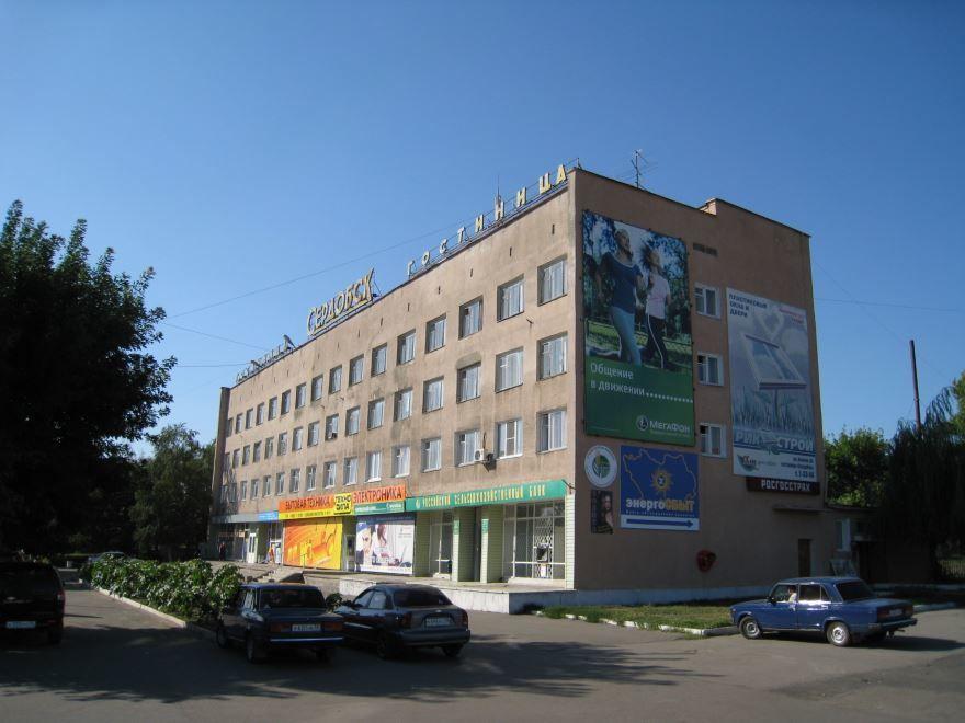 Скачать онлайн бесплатно лучшее фото города Сердобска Гостиница Сердобск в хорошем качестве