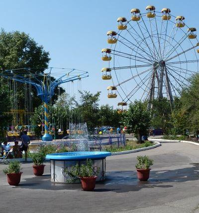 Парк Культуры и отдыха город Сибай
