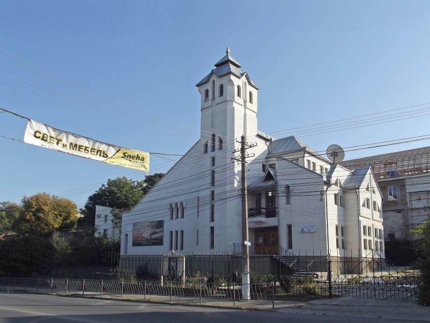 Церковь Адвентистов Седьмого Дня город Симферополь