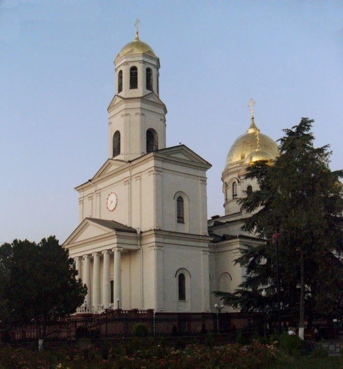 Кафедральный собор город Симферополь