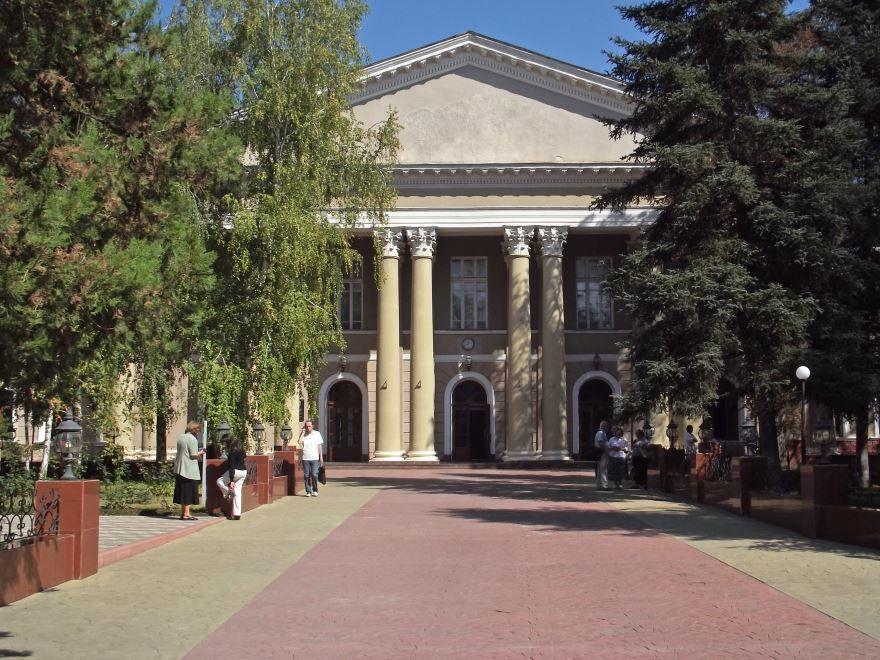 Медицинский университет город Симферополь