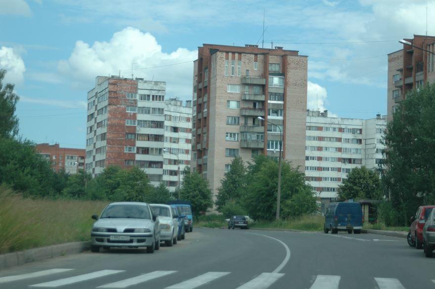Скачать онлайн бесплатно лучшее фото города Сосновый бор в хорошем качестве