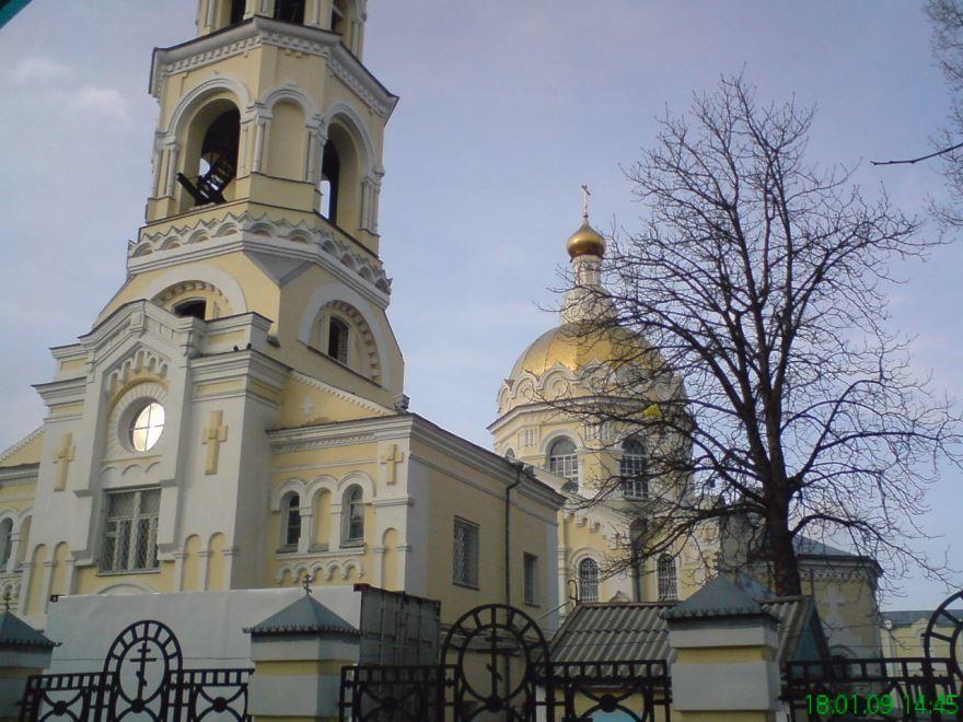 Андреевский Кафедральный собор город Ставрополь
