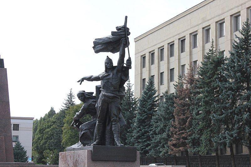Скачать онлайн бесплатно лучшее фото достопримечательности города Ставрополь в хорошем качестве