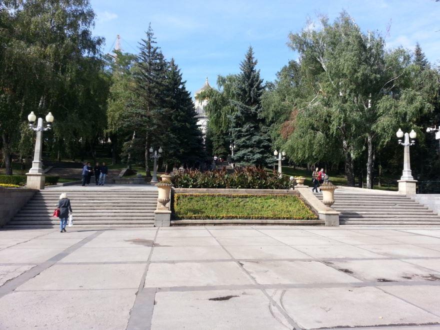 Смотреть красивое фото города Ставрополь в хорошем качестве