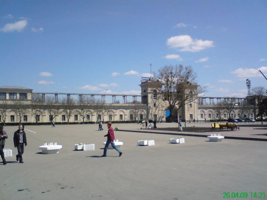 Стадион Динамо город Ставрополь