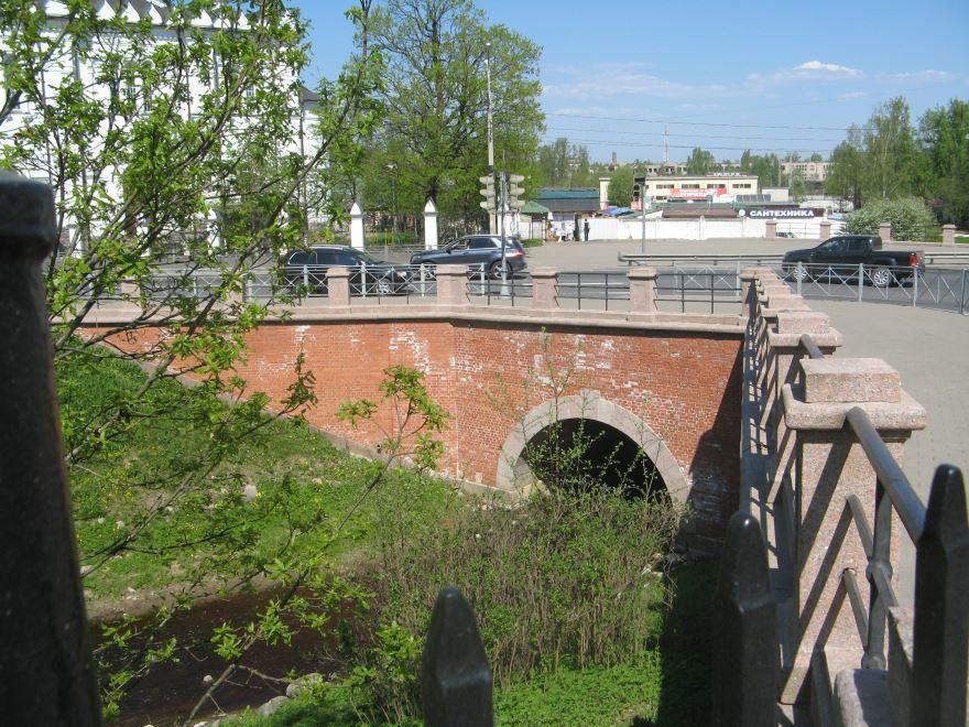 Слободской мост город Слободской 2018