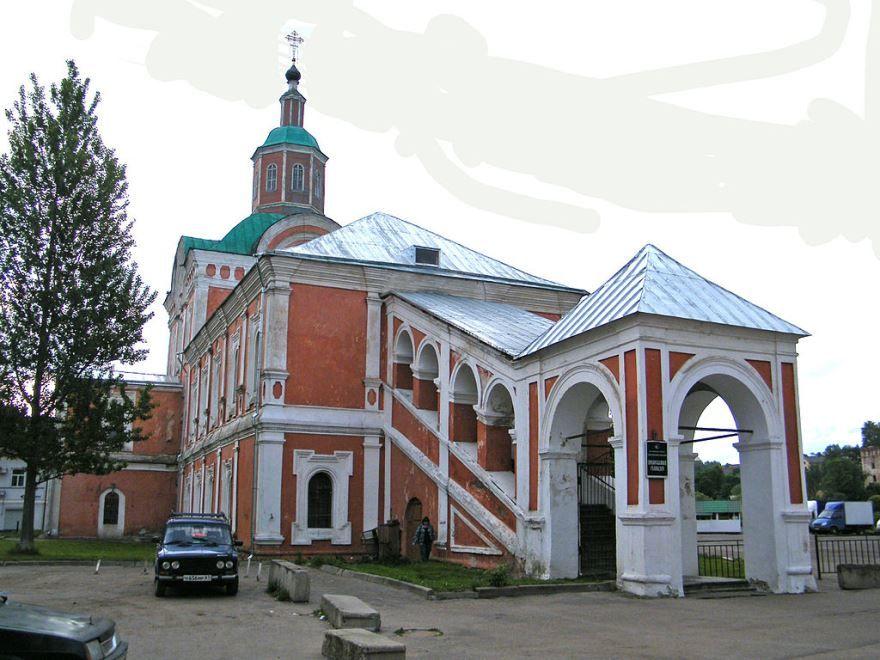 Церковь Николая Чудотворца город Смоленск