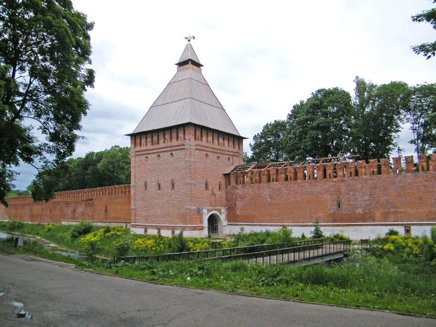 Копытенская башня город Смоленск