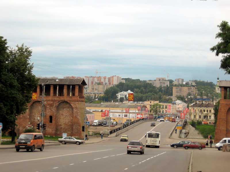 Смотреть красивое фото улица города Смоленска в хорошем качестве