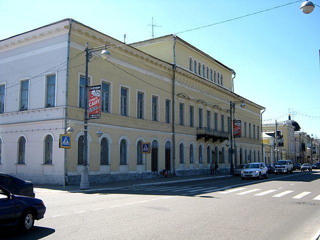 Дом офицеров город Тверь
