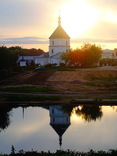 Смотреть красивое фото Покровская церковь город Тверь