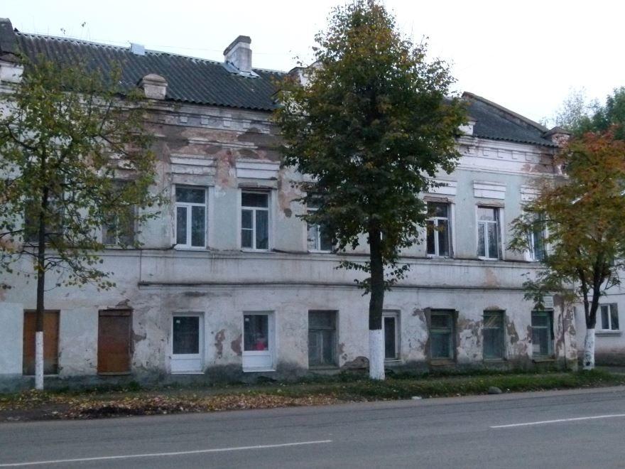 Дом Петрова город Старая Русса