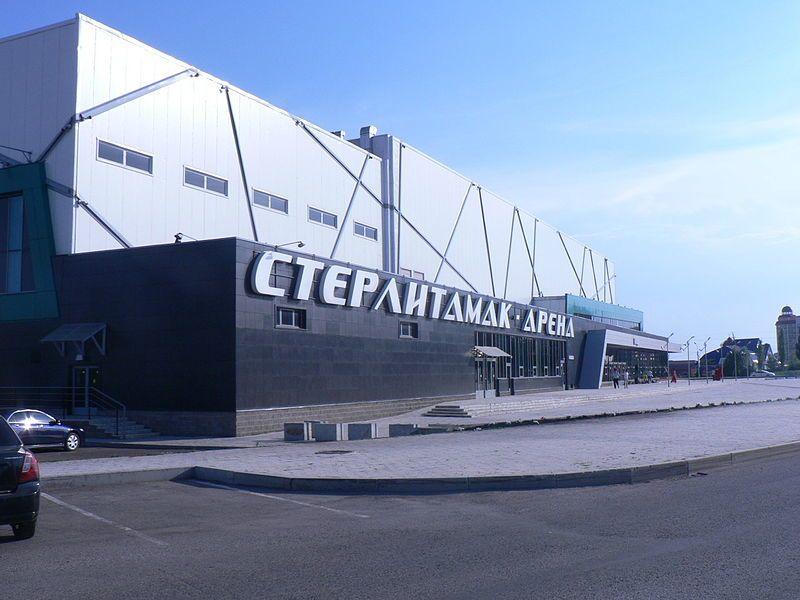 Физкультурно-спортивный комплекс город Стерлитамак