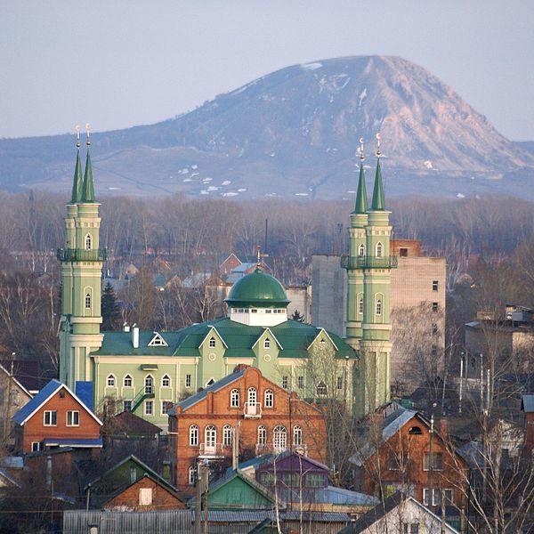 Мечеть город Стерлитамак