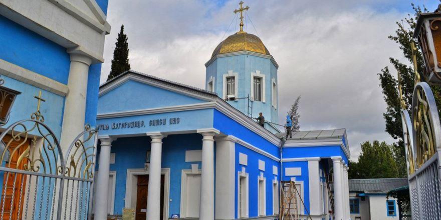 Храм Покрова Пресвятой Богородицы город Судак
