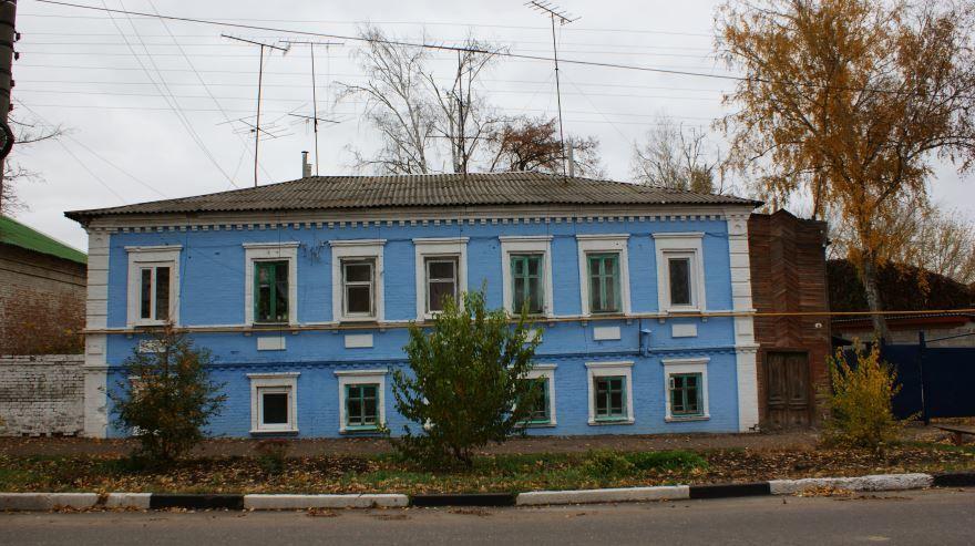 Скачать онлайн бесплатно лучшее фото дом Селитринникова город Суджа в хорошем качестве
