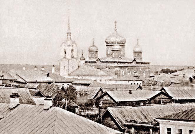 Смотреть лучшее старинное фото город Судогда в хорошем качестве