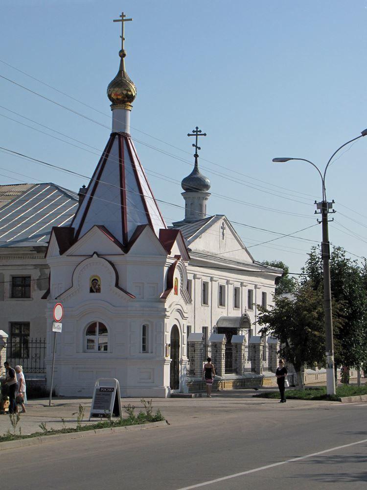 Свято-Екатерининский собор город Судогда