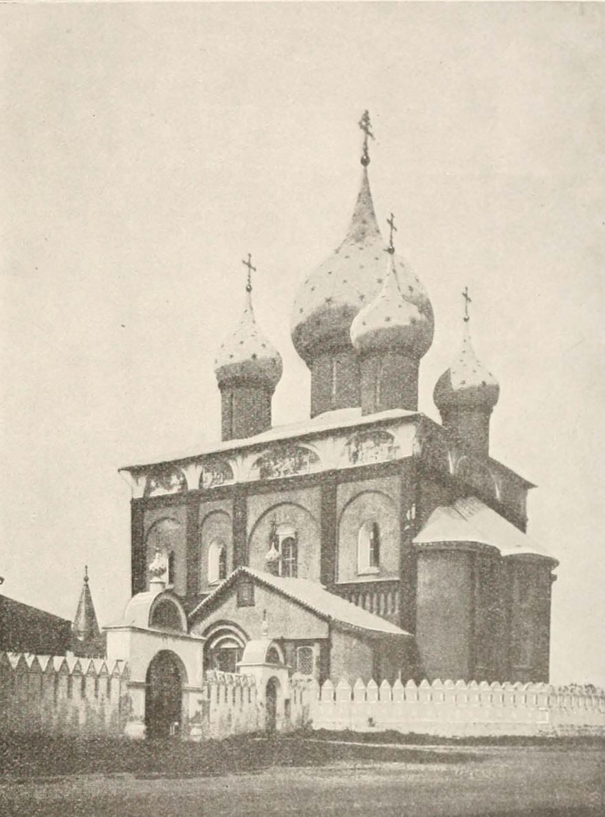 Смотреть лучшее старинное фото Собор Рождества пресвятой Богородицы город Суздаль