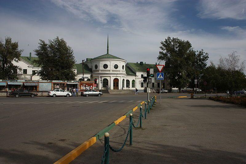 Скачать онлайн бесплатно лучшее фото города Фролово в хорошем качестве