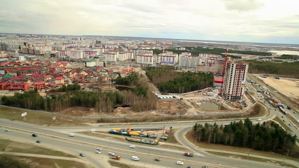 Смотреть красивое фото город Сургут в хорошем качестве