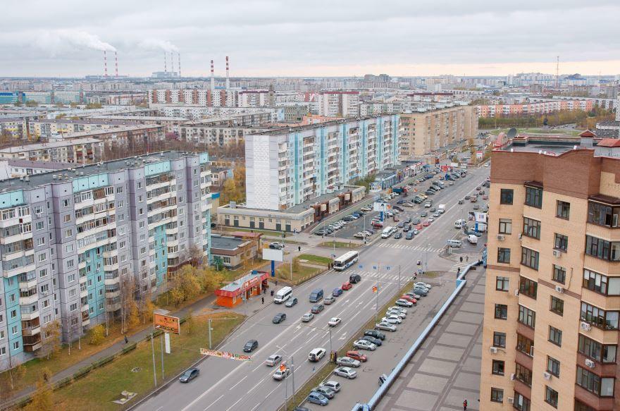 Смотреть лучшее фото города Сургут 2019