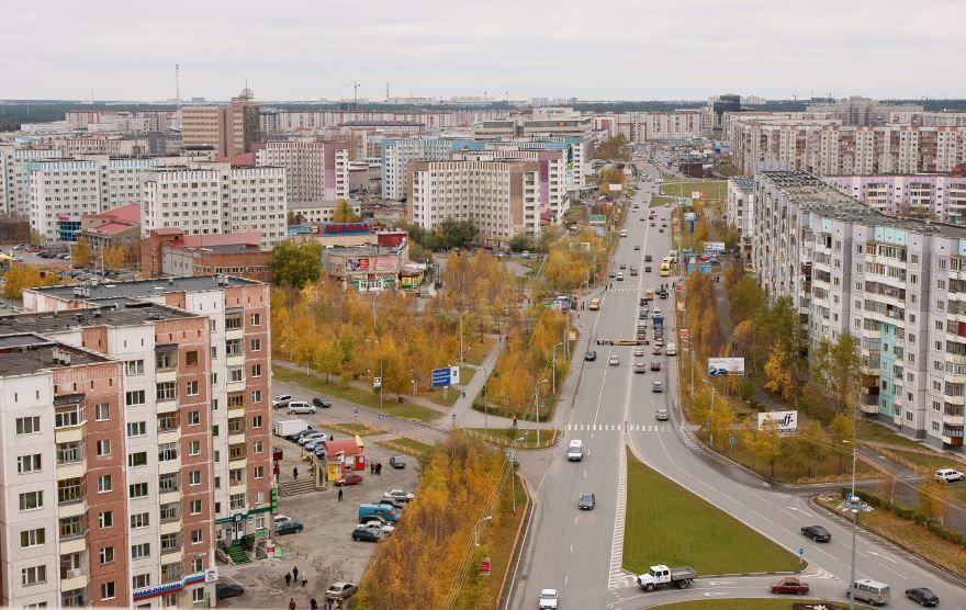 Скачать онлайн бесплатно лучшее фото города Сургут в хорошем качестве