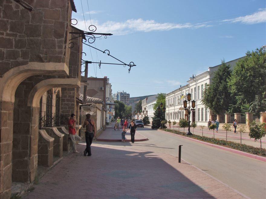 Смотреть лучшее фото города Феодосия в хорошем качестве
