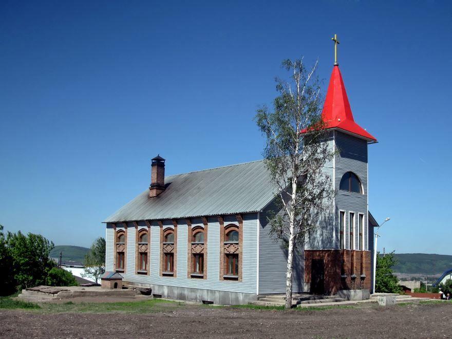 Церковь Христиан Адвентистов Седьмого Дня город Уссурийск