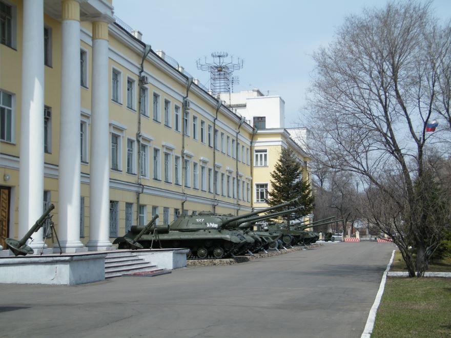 Штаб 5-й армии город Уссурийск