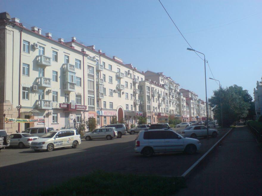 Скачать онлайн бесплатно лучшее фото улица города Уссурийска в хорошем качестве