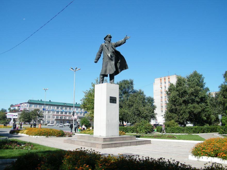 Вокзальная площадь город Уссурийск