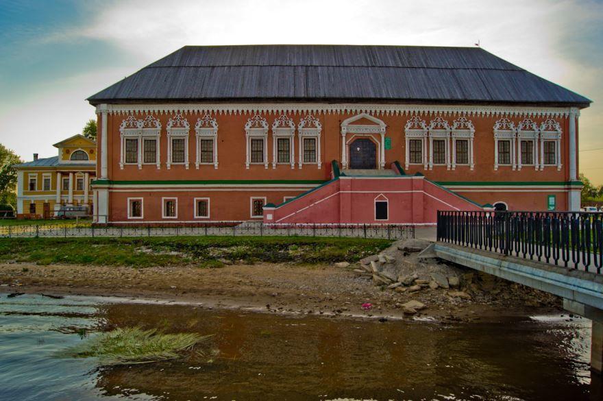 Дом Строгановых город Усолье