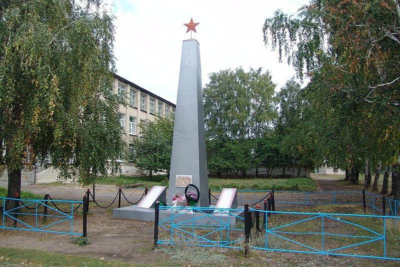 Памятник воинам погибшим в годы Великой Отечественной войны город Усолье