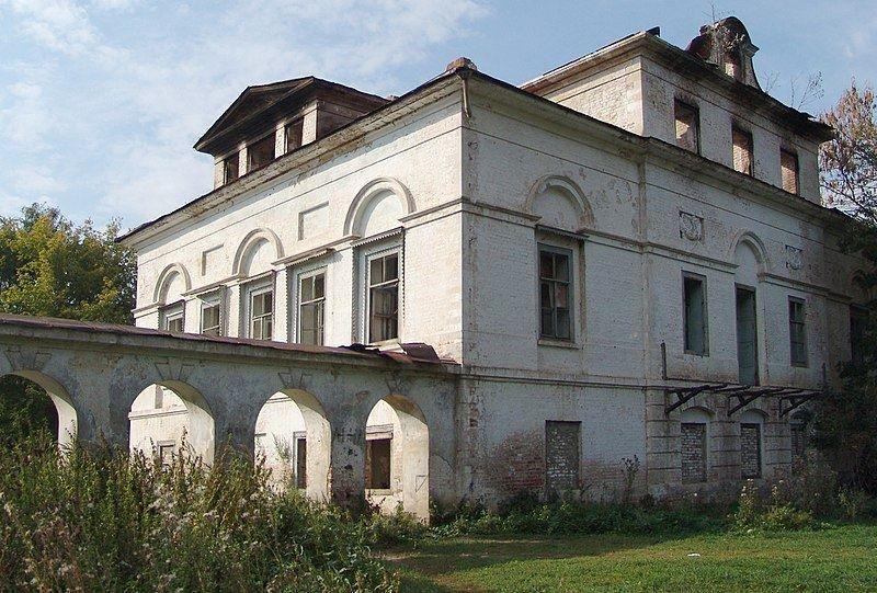 Усадьба Орловых-Давыдовых город Усолье