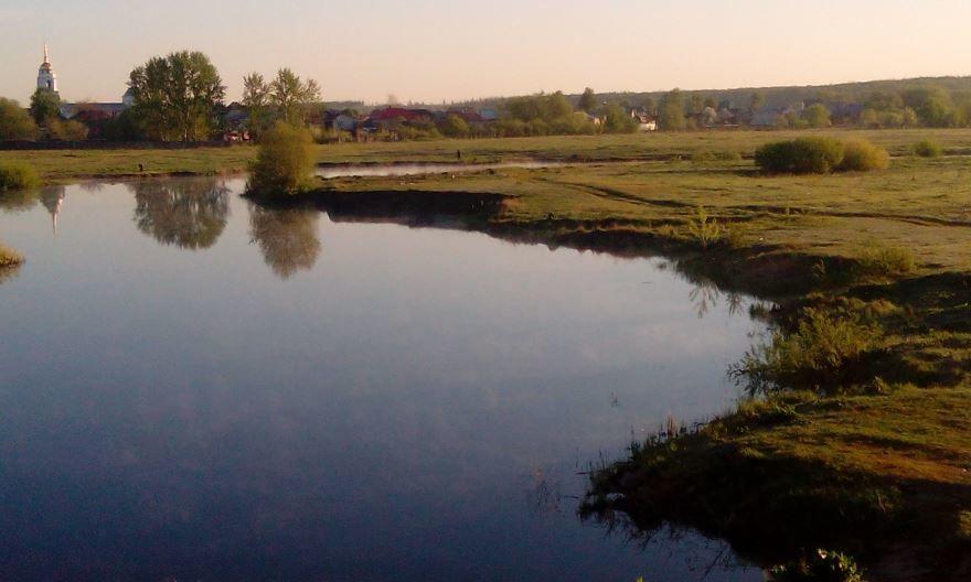 Смотреть красивое фото река Усмань