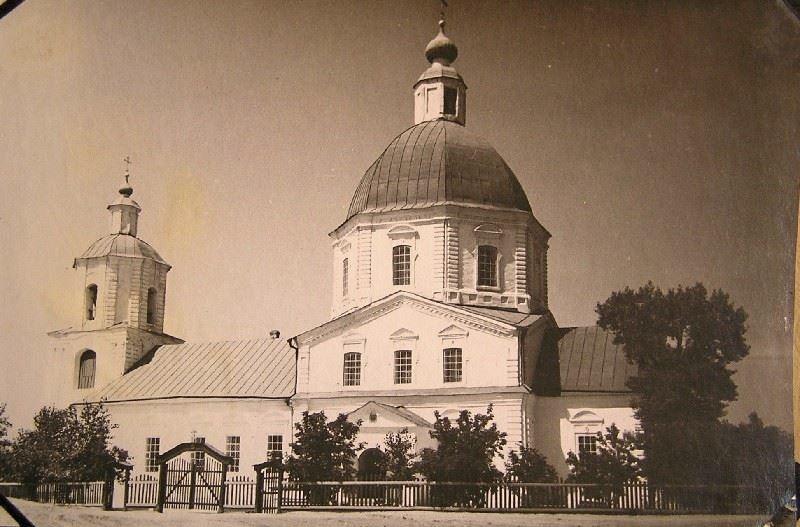 Смотреть лучшее старинное фото Кафедральный собор Покрова Пресвятой Богородицы город Урюпинск