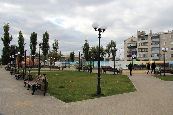 Скачать онлайн бесплатно лучшее фото улица города Урюпинска в хорошем качестве