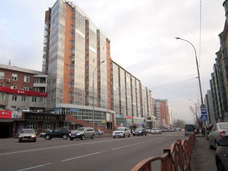 Скачать онлайн бесплатно лучшее фото улица города Улан-Удэ в хорошем качестве