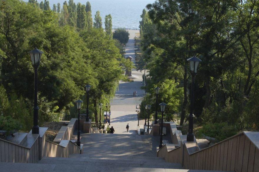 Скачать онлайн бесплатно лучшее фото красивый вид города Таганрог в хорошем качестве