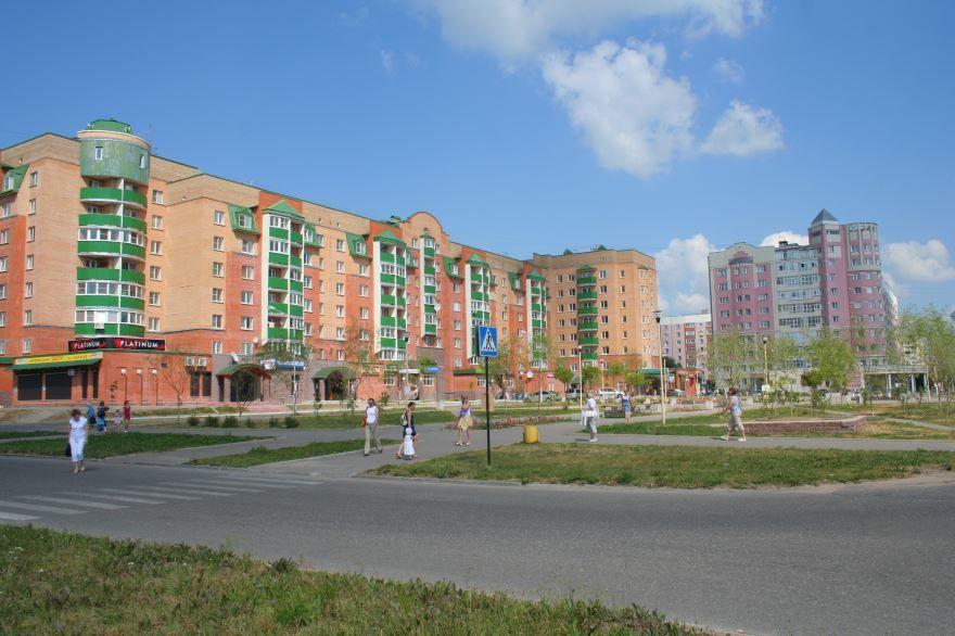 Скачать онлайн бесплатно лучшее фото города Удомля в хорошем качестве