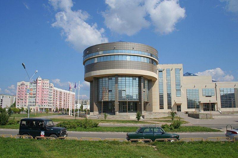 Смотреть красивое фото город Удомля в хорошем качестве
